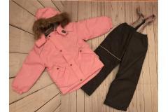 HUPPA kids set in pink, 104, 116