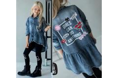AFK Jeans Blouse, 104-158