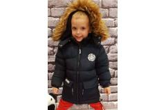 Winter jacket navy, 122-152