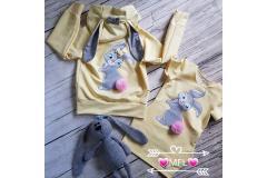 Yellow set Bunny
