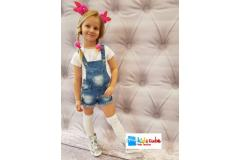 Jeans skirt, 4-12y