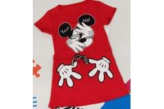 Red Dress Mickey