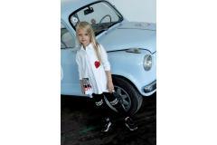 AFK White Shirt Girl Boss, 104-158