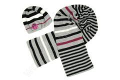 Wojcik komplet hat+scarf Sing a Song, 92-98