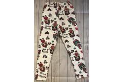 LOL white leggings, 104-128
