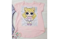 Pink shirt LOL, 104-158