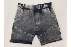 Despacito shorts acid black, 92-134