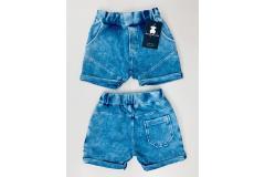 Despacito shorts acid blue, 92-134