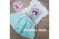 Mint Skirt, 104-158