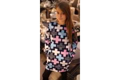Tunica/dress cross, 86-158