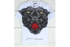 White Tshirt Tiger, 4-14y