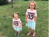Triko Bonnie růžové, 98-140