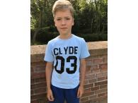 Triko Clyde modré, 86-128