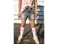 AFK Kraťasy dívčí jeans, 104-158