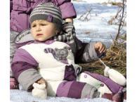 Zimní overal Wojcik KITTENS, 62-74