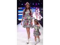 Šaty Flower pro mámu a dceru