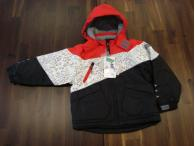 HUPPA kids jacket Carla in red, 98, 110
