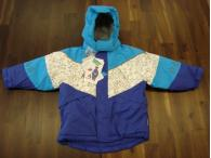HUPPA kids jacket August in blue, 98