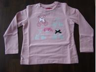 GINKANA tričko dívčí Destello, 3-4 roky