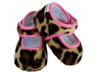 BBM Girl Lollipop Leopard/Pink, 0-6m