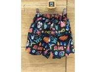 Plážové šortky-plavky Orange, 86-128