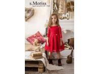 Šaty Scarlett Kids červené
